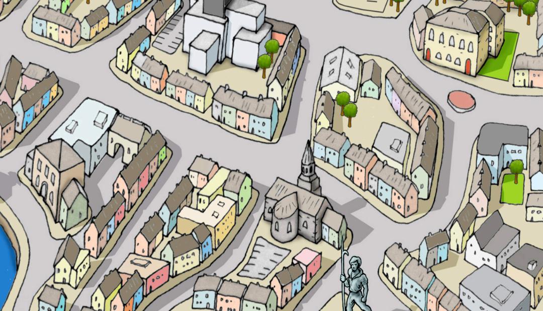 Tourism Interactive Maps